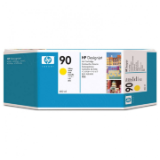 Картридж HP 90 (yellow) C5065A - Оригинальный