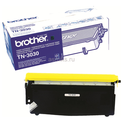 Тонер-картридж Brother TN-3030 (black)