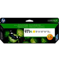 Картридж HP 971XL (yellow) 6600 стр. CN628AE Оригинал