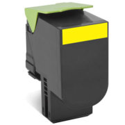 Тонер-картридж Lexmark 708HME (yellow)