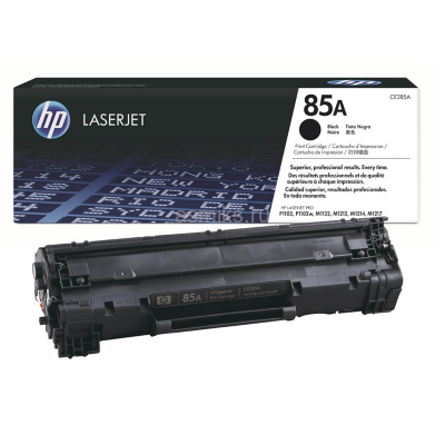 Тонер-картридж HP 85A (black) CE285A