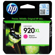 Картридж HP 920XL (magenta) CD973AE