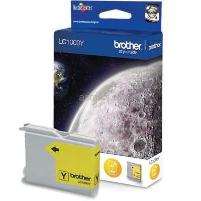 Картридж Brother LC-1000Y (yellow)