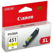 Картридж Canon CLI-451XL Y (yellow) 6475B001 - Оригинальный