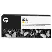 Картридж HP 831C (yellow) CZ697A - Оригинальный