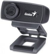 Genius FaceCam 1000X Black (720p HD, mic, USB) 32200223101