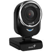 Genius QCam 6000 Black (1080p Full HD, 360°, mic, USB) 32200002400