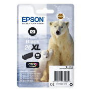 Картридж Epson 26XL (photo black) C13T26314012, C13T26314010 - Оригинальный