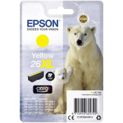Картридж Epson 26XL (yellow) C13T26344012, C13T26344010 - Оригинальный