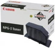 Тонер-картридж Canon NPG-5 NP (black) 1376A002