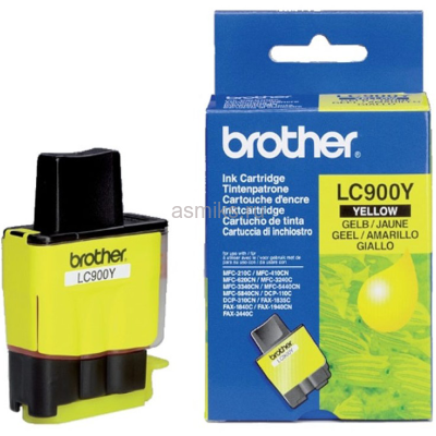 Картридж Brother LC-900Y (yellow)